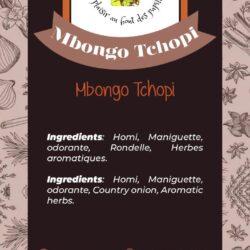 MBONGO TCHOPI