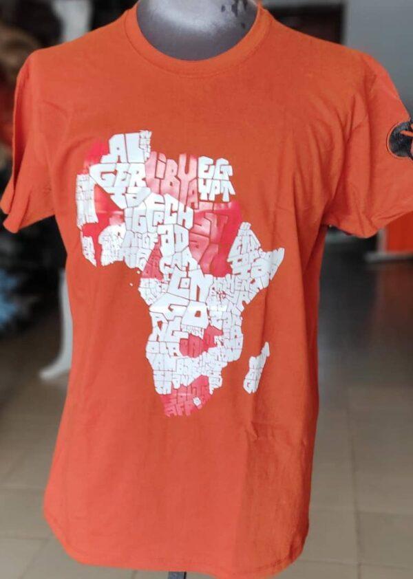 T-SHIRT COTON AFRICA