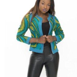 Veste Africaine